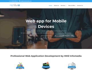 hmzinfomedia.com screenshot