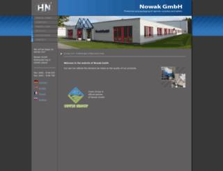 hn-products.com screenshot