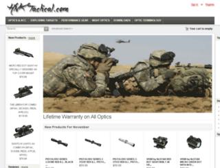 hnktactical.com screenshot