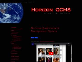 hnqcms.com screenshot
