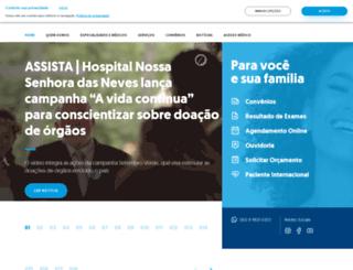 hnsn.com.br screenshot