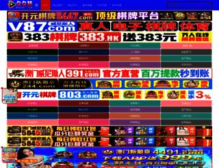 hnzteict.com screenshot