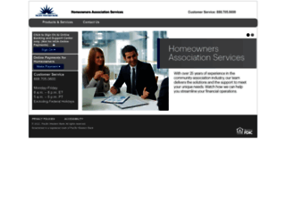 hoabankservices.com screenshot