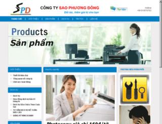 hoachatdongnai.com screenshot