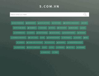 hoancau.vn screenshot