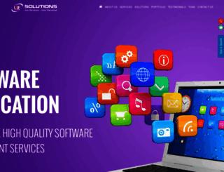 hoanvusolutions.com screenshot
