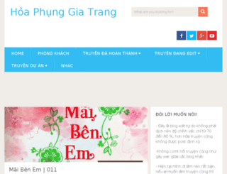 hoaphunggiatrang.com screenshot