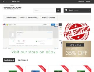 hoaphuongnam.com screenshot
