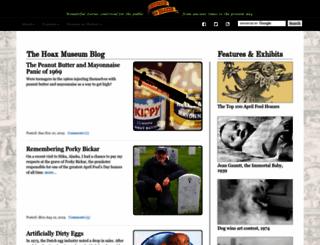 hoaxes.org screenshot