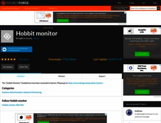 hobbitmon.sourceforge.net screenshot