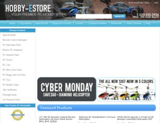 hobby-estore.com screenshot