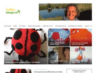 hobby.blogo.nl screenshot