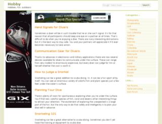 hobby.vocaboly.com screenshot
