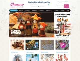 hobbyart-chemaco.hr screenshot