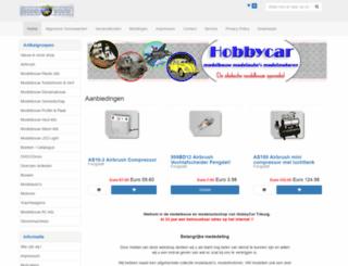 hobbycar.nl screenshot