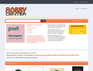 hobbycenter.fi screenshot