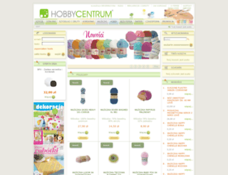 hobbycentrum.pl screenshot