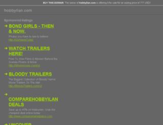 hobbyilan.com screenshot
