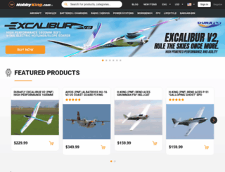 hobbyking.co.uk screenshot
