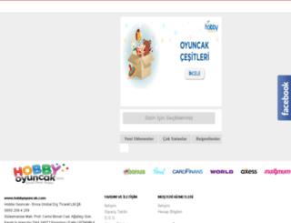 hobbyoyuncak.com screenshot