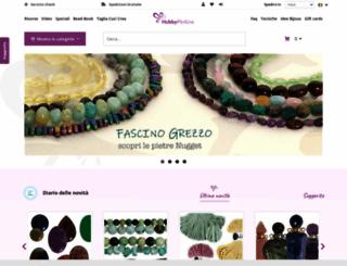 hobbyperline.it screenshot