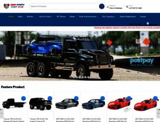 hobbysportzdubai.com screenshot