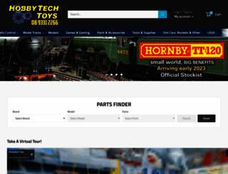 hobbytechtoys.com.au screenshot