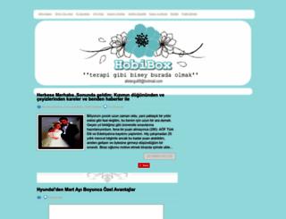 hobibox.blogspot.com screenshot