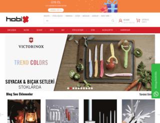 hobix.com.tr screenshot