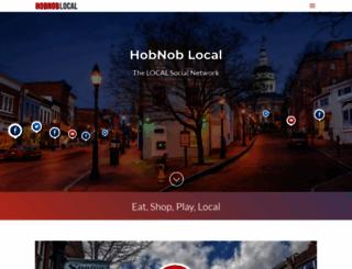 hobnobmurfreesboro.com screenshot