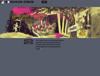 hobolobo.net screenshot