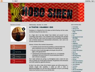 hobosiren.com screenshot