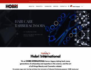 hobri.com screenshot