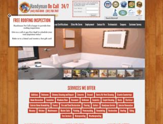 hoc.baltimorewebsitedesign.net screenshot