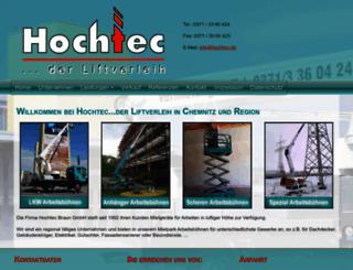 hochtec.de screenshot