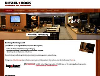 hock.alfahosting.org screenshot
