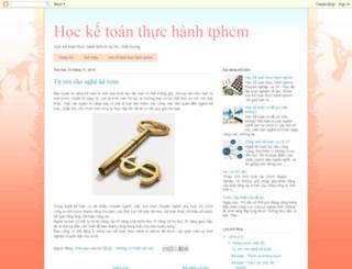 hocketoanthuchanhtphcmuytin.blogspot.com screenshot