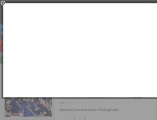 hockey-candy.com screenshot