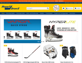 hockey-sports.de screenshot