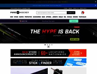 hockeygiant.com screenshot