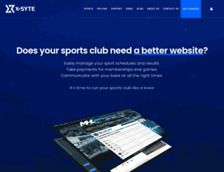 hockeysyte.com screenshot
