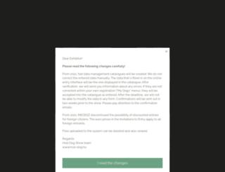 hod-dog.hu screenshot