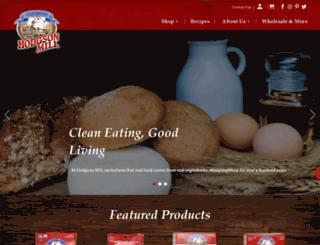 hodgsonmillstore.com screenshot