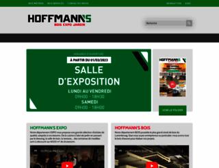 hoffmanns.lu screenshot