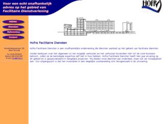 hofra.nl screenshot