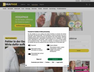 hogapage.de screenshot