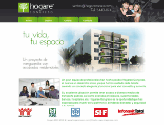 hogaremexico.com screenshot