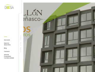 hogaresdeesa.com screenshot