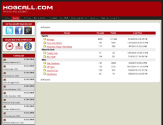hogcall.com screenshot