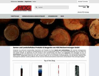 hoggmbh.eu screenshot